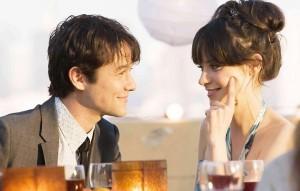 O casal Tom e Summer do filme 500 dias com ela