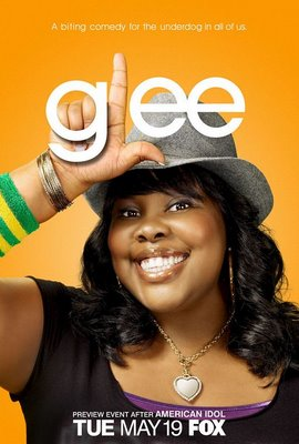 Mercedes Jones é interpretada pela atriz Amber Riley no seriado Glee