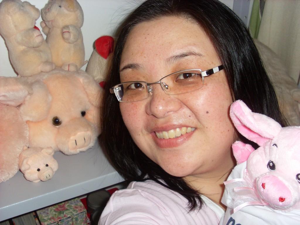 Andréa é uma das muitas pessoas que se renderam aos encantos da infância depois de adulta
