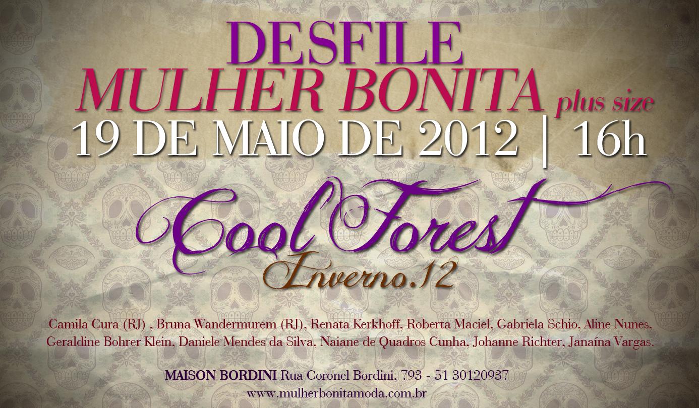 444b879463c9 Porto Alegre tem seu primeiro desfile plus size | Grandes Mulheres