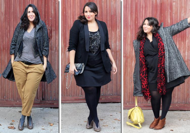 a5702db491 Dicas de moda outono inverno plus size