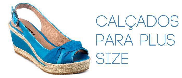 Dicas de sapatos para grandes mulheres