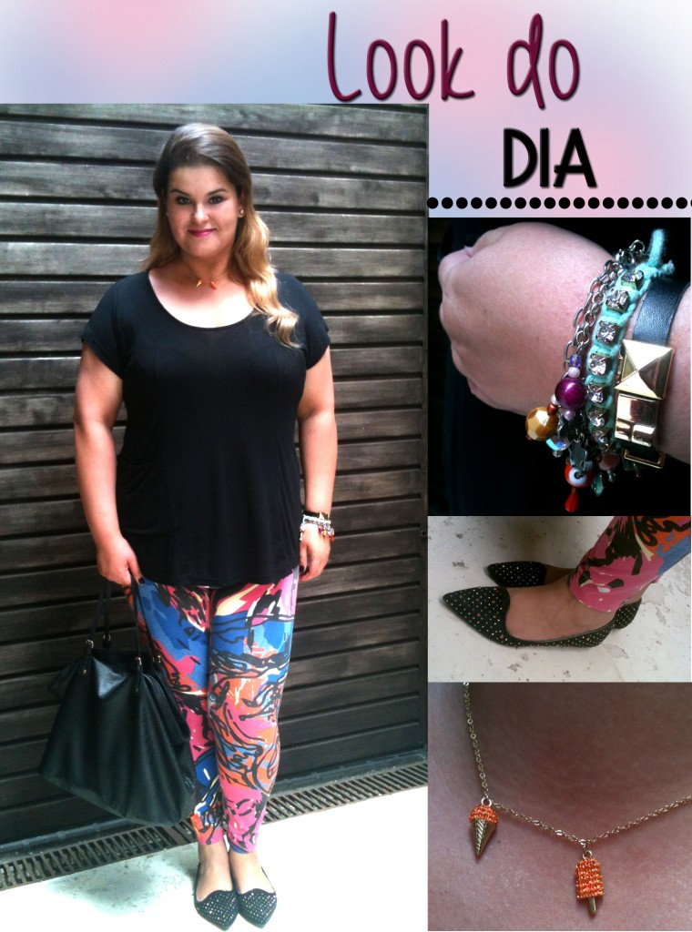 Look do dia Plus Size