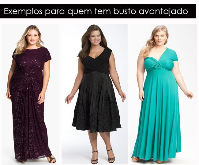 moda festa para gordinhas 2 - grandes mulheres