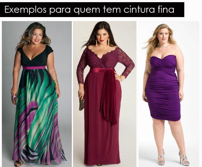 moda festa para gordinhas 3 - grandes mulheres