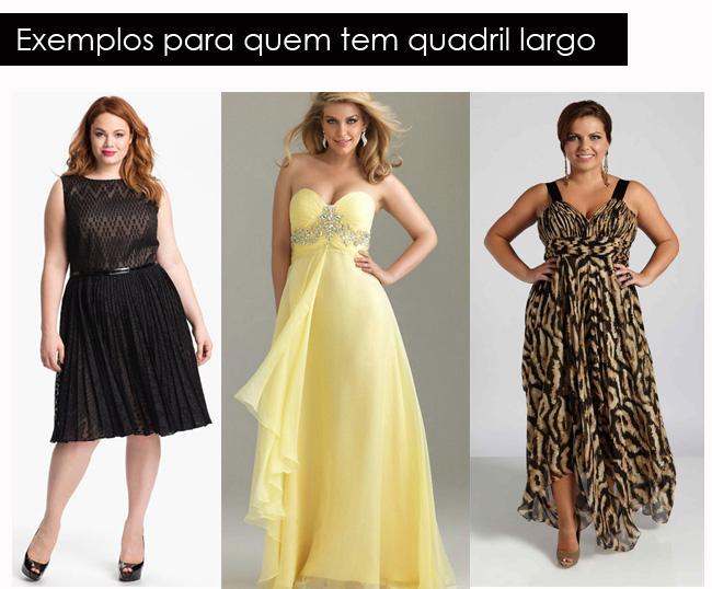 moda festa para gordinhas 4 - grandes mulheres cbf41caa815