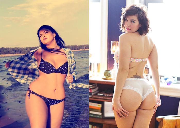 Mulheres gordas e gostosas