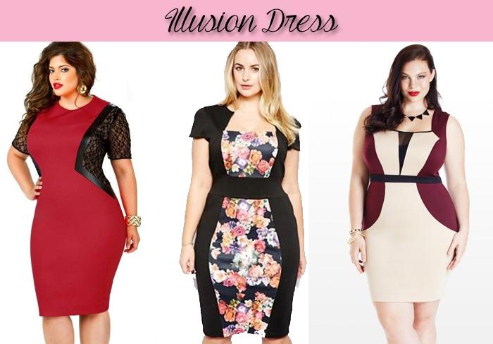 illusion_dress_plus_size