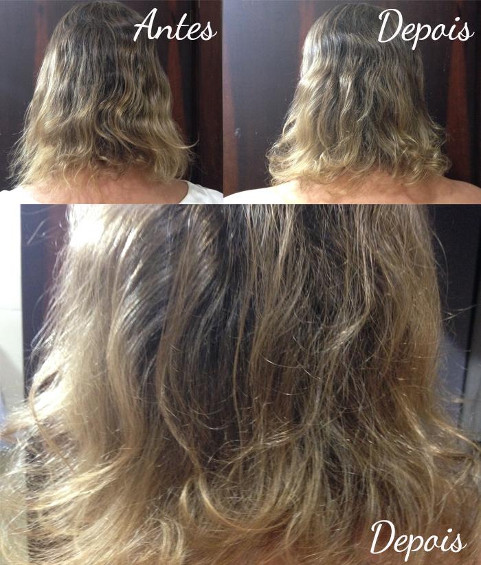 como desamarelar cabelo loiro 1