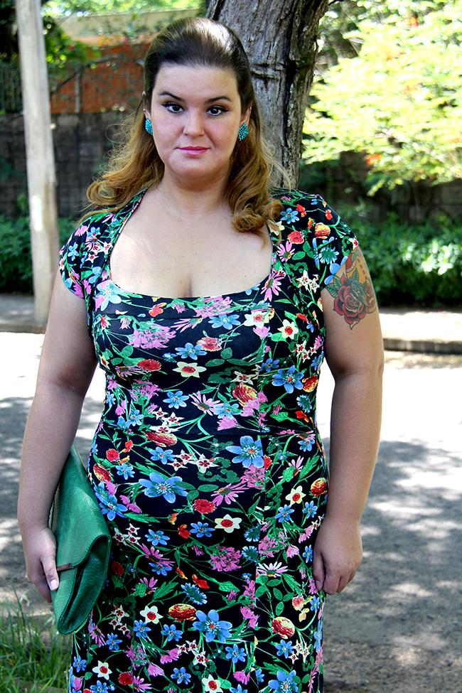 vestido longo plus size 8