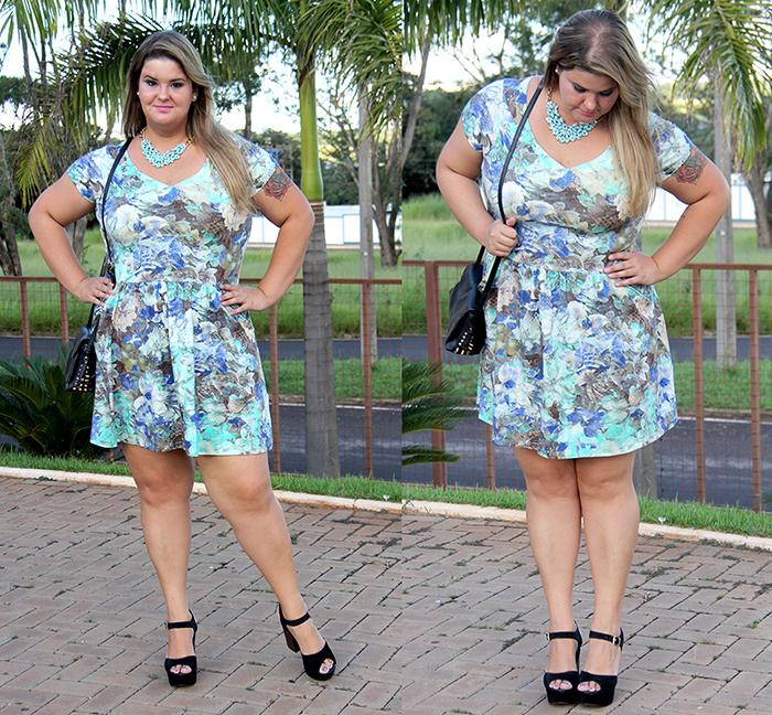 look vestido best size 10