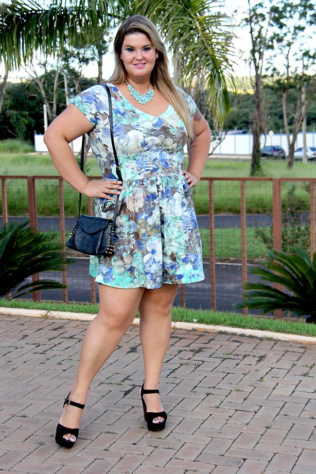 look vestido best size 4
