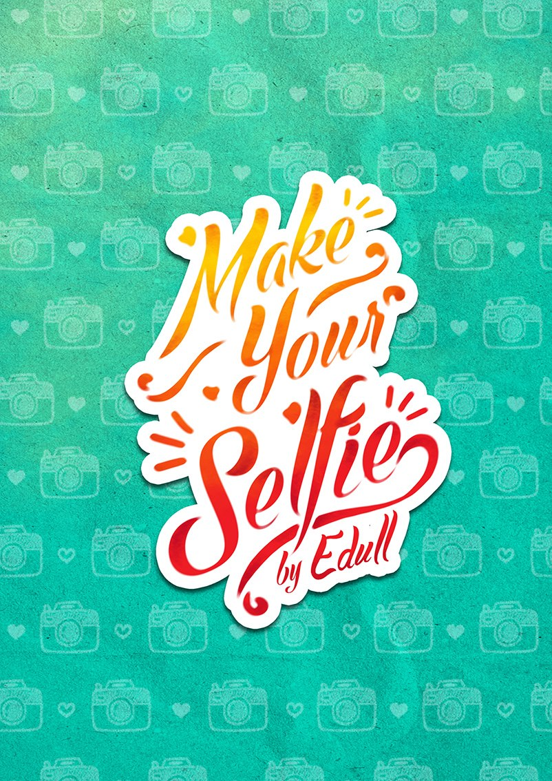 edull make yourselfie