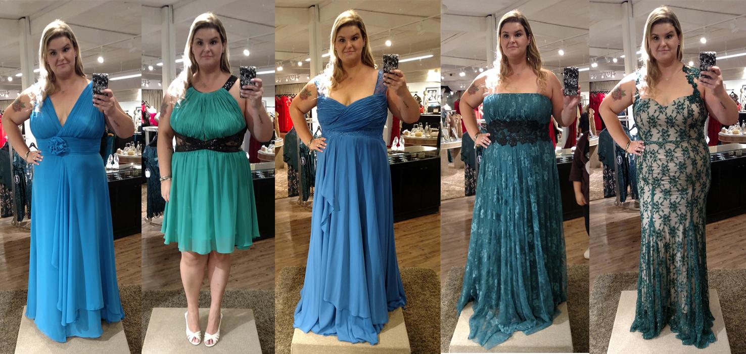 c7759a81e Vestidos de festa plus size Arthur Caliman | Grandes Mulheres