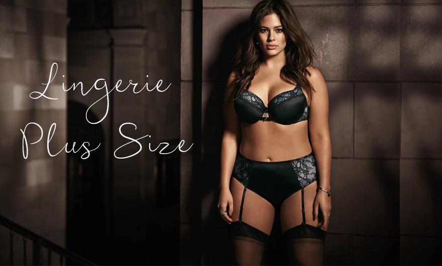 comprar lingerie plus size
