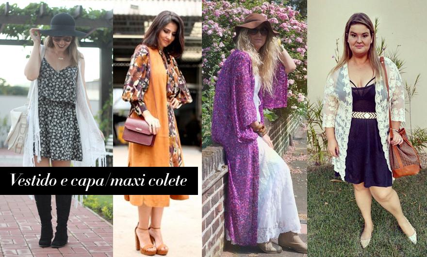 diferentes formas de usar vestido 10 - grandes mulheres