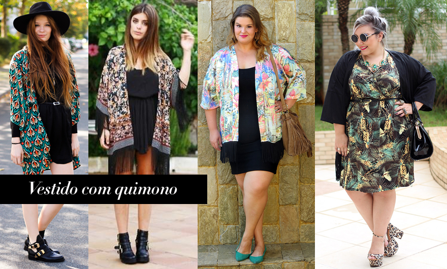 diferentes formas de usar vestido 12 - grandes mulheres