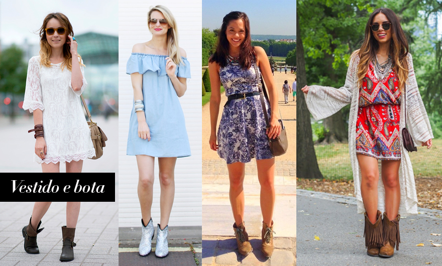 diferentes formas de usar vestido 5 - grandes mulheres