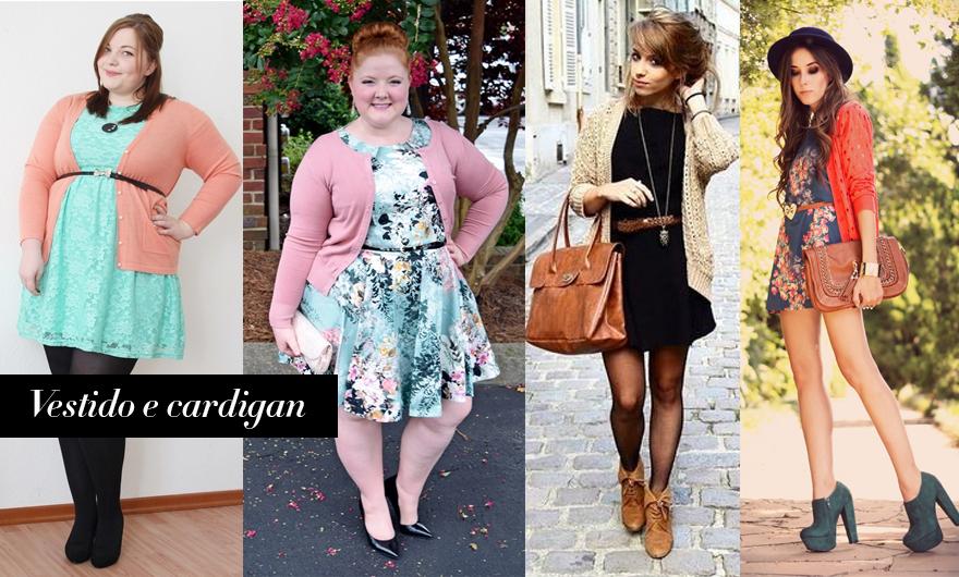 diferentes formas de usar vestido 7 - grandes mulheres