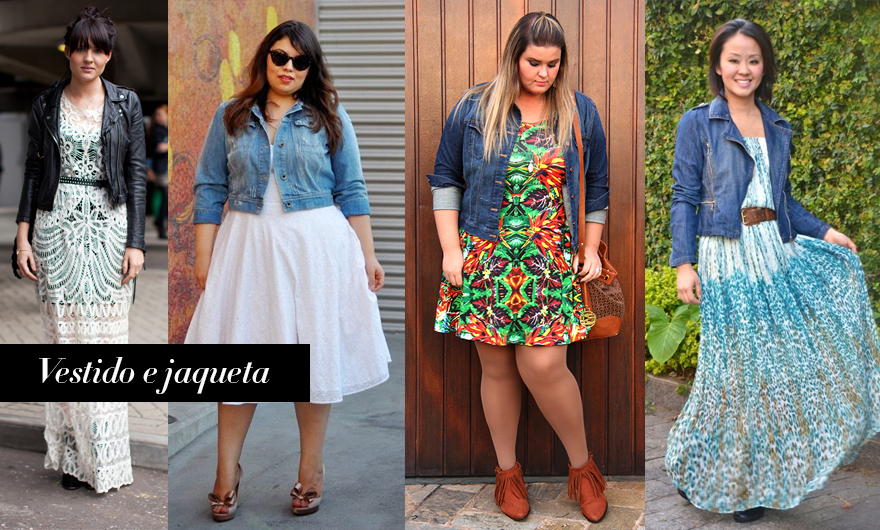 diferentes formas de usar vestido 9 - grandes mulheres