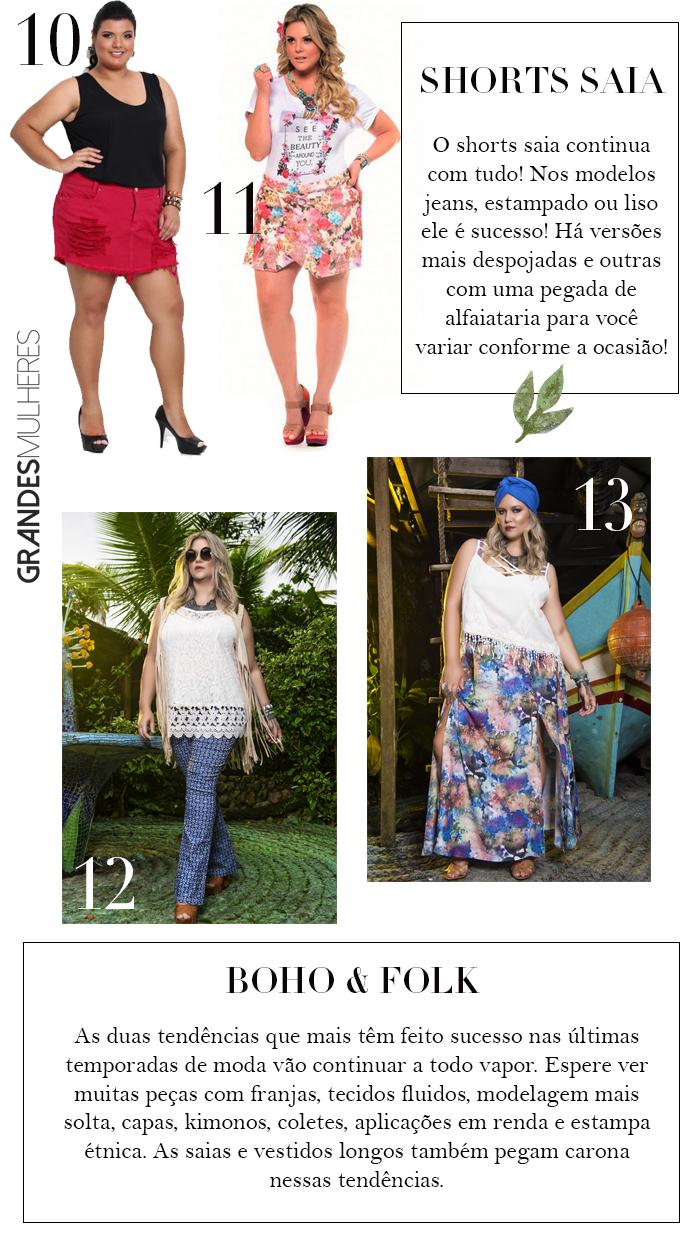 tendências primavera verão - parte 4 - grandes mulheres