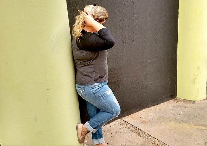 calça jeans destroyed plus size 1 - grandes mulheres