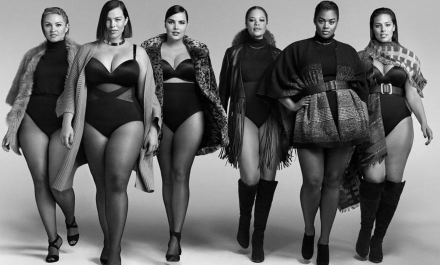 representatividade gorda 4 - lane bryant - grandes mulheres