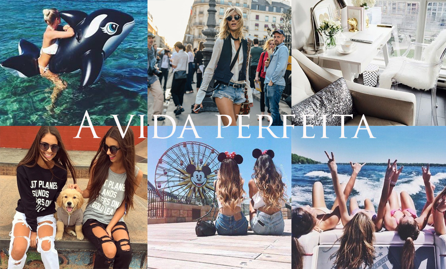 vida perfeita - grandes mulheres