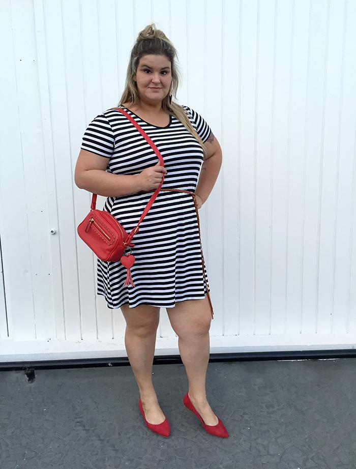 gorda de listras 1 - grandes mulheres