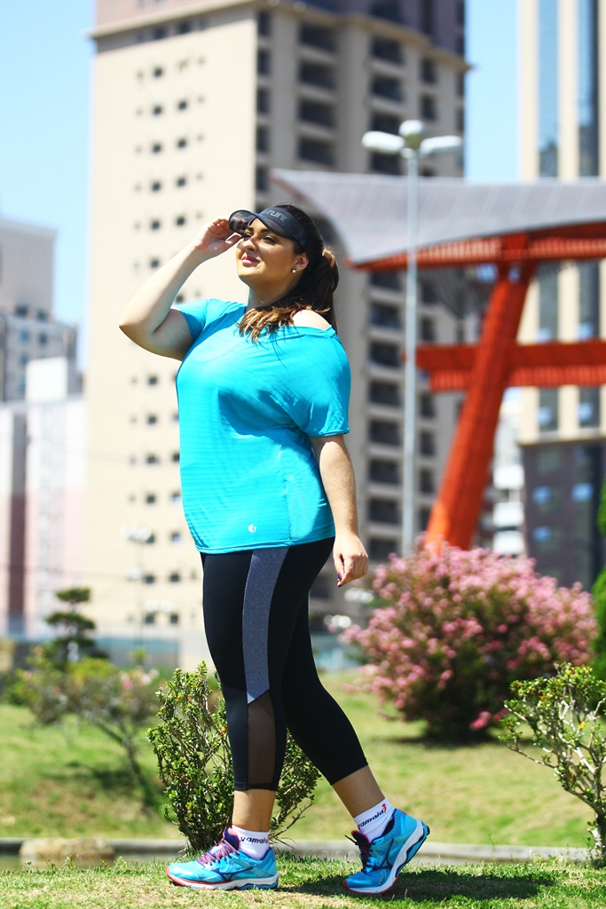 moda fitness plus size 5 - grandes mulheres
