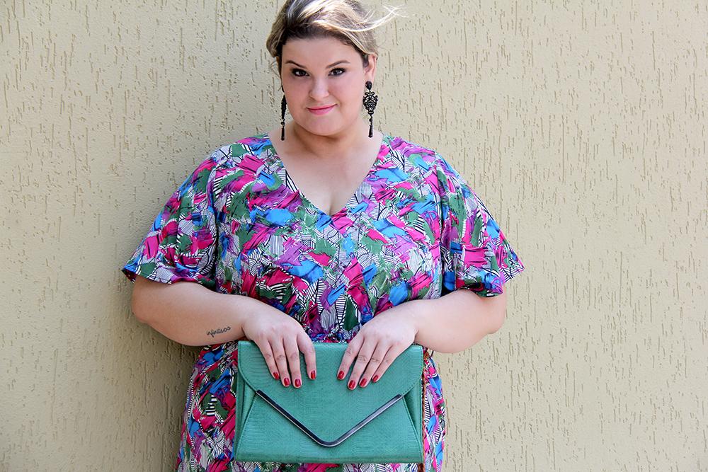 vestido colorido plus size 5 - julia plus