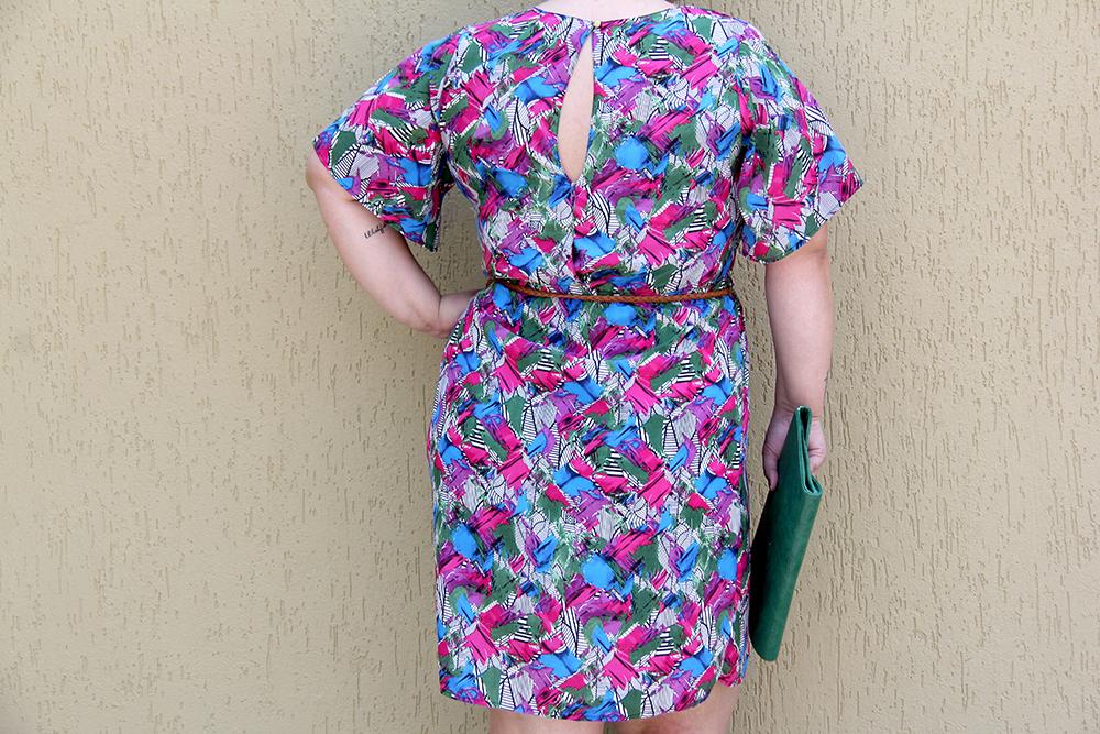 vestido colorido plus size 7 - julia plus
