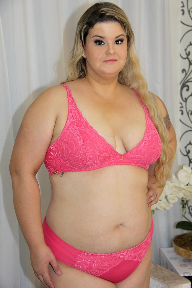 lingerie renda plus size 4 - grandes mulheres