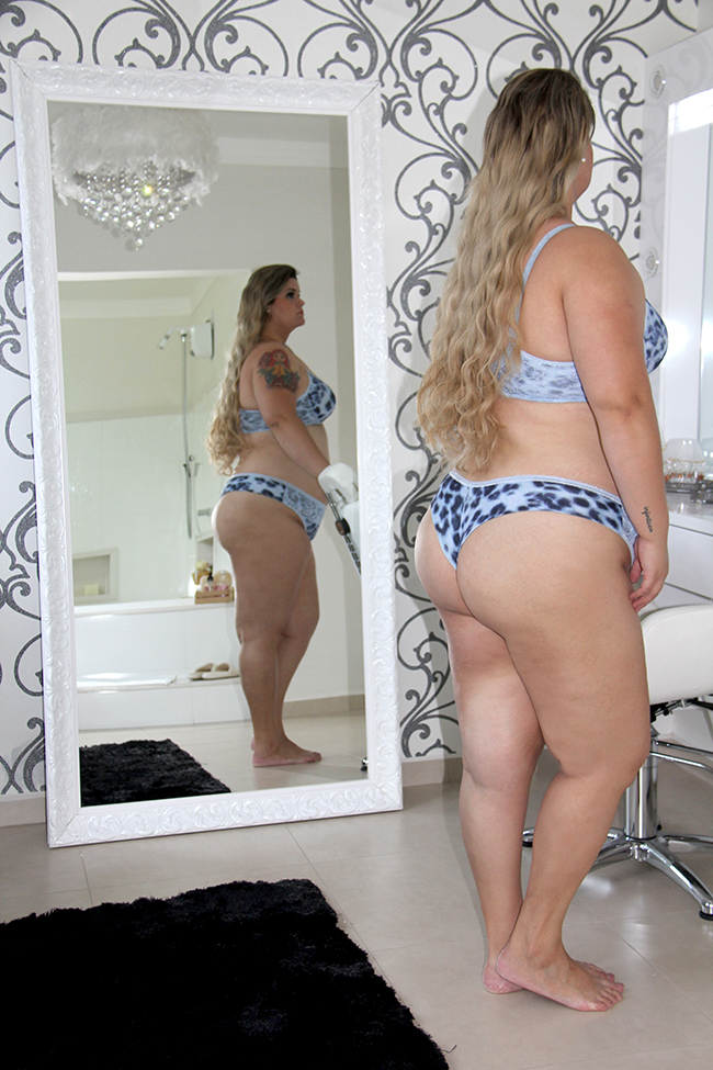 lingerie strappy plus size 1 - grandes mulheres