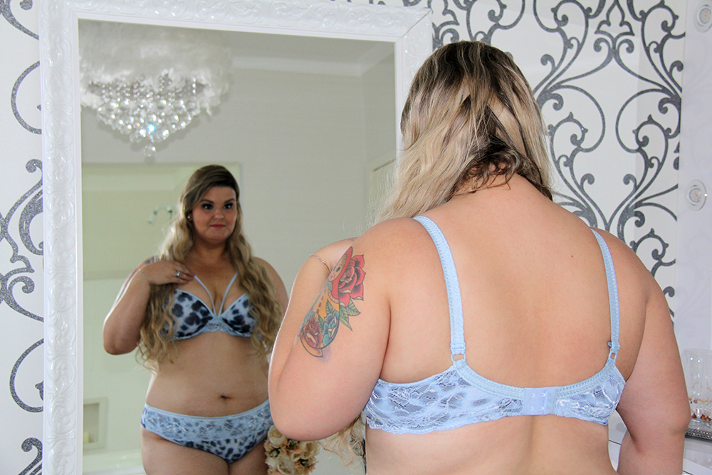 lingerie strappy plus size 2 - grandes mulheres