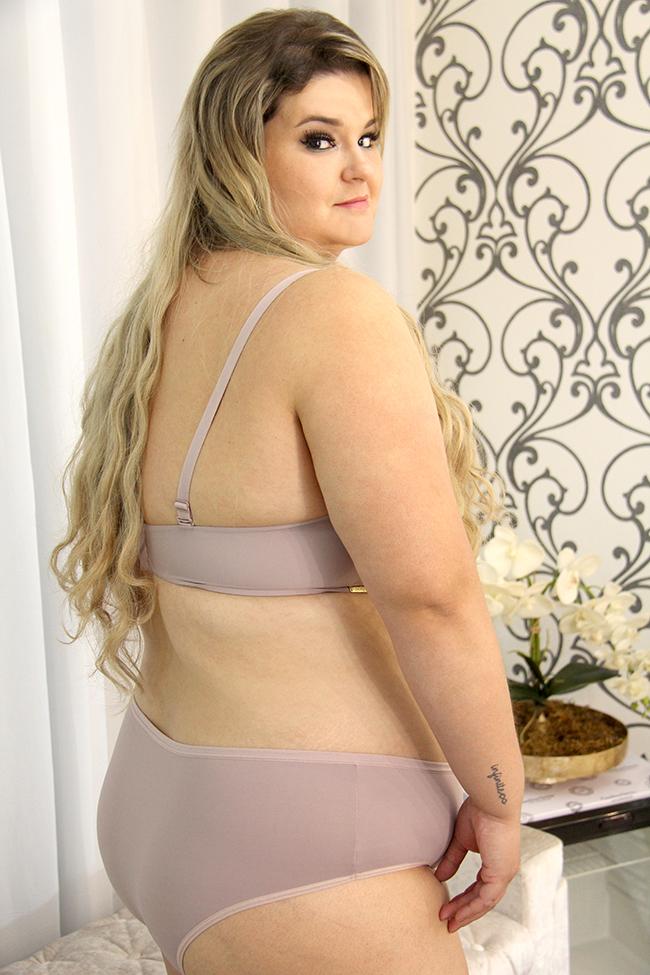 lingerie tomara que caia plus size 6 - grandes mulheres