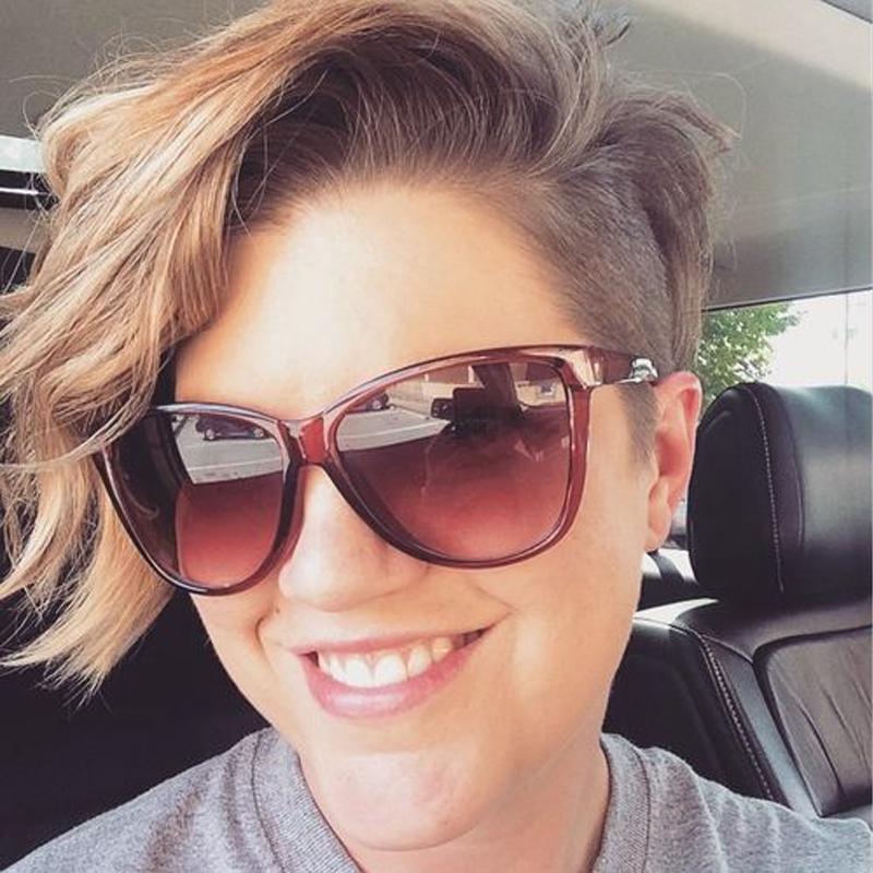 cortes de cabelo para rosto redondo 11 - grandes mulheres