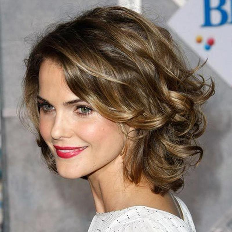 cortes de cabelo para rosto redondo 16 - grandes mulheres