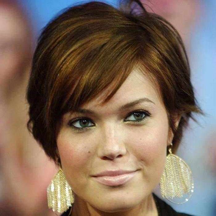 cortes de cabelo para rosto redondo 2 - grandes mulheres
