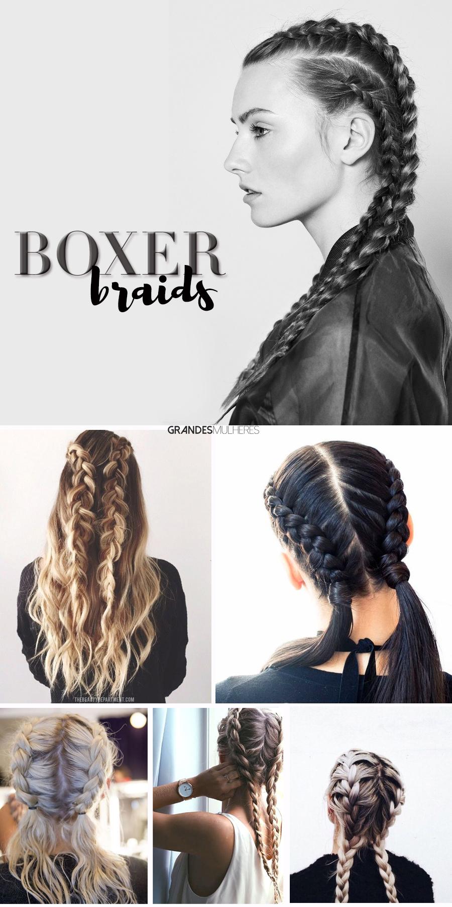 boxer braids 1 - grandes mulheres