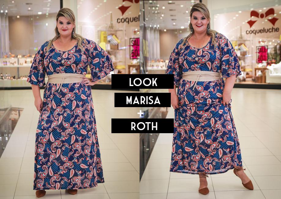 moda plus size bauru shopping 1 - grandes mulheres