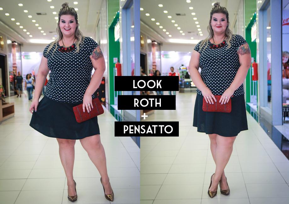 moda plus size bauru shopping 2 - grandes mulheres