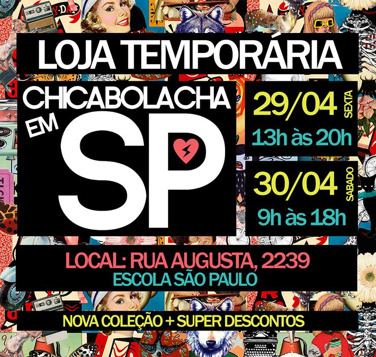 Chica Bolacha com loja temporária em São Paulo 2 - grandes mulheres