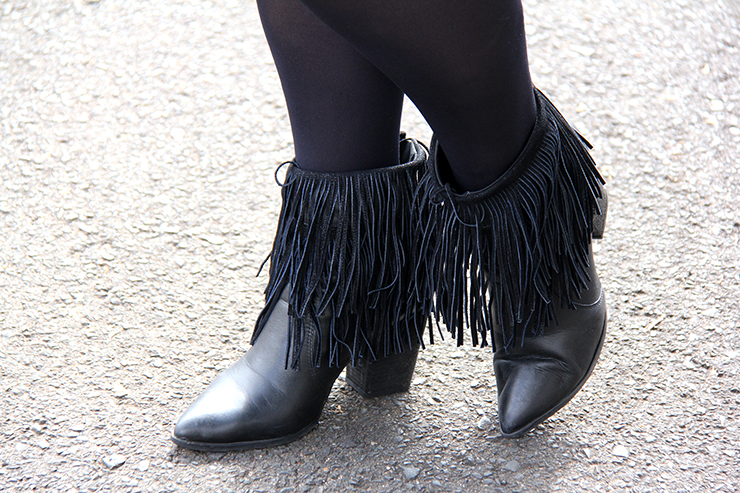 Look plus size - preto com suede 2 - grandes mulheres - paula bastos