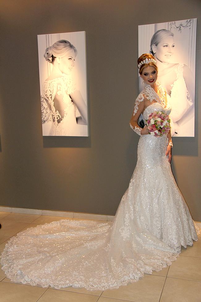 Vestido de noiva plus size em Bauru 10 - grandes mulheres