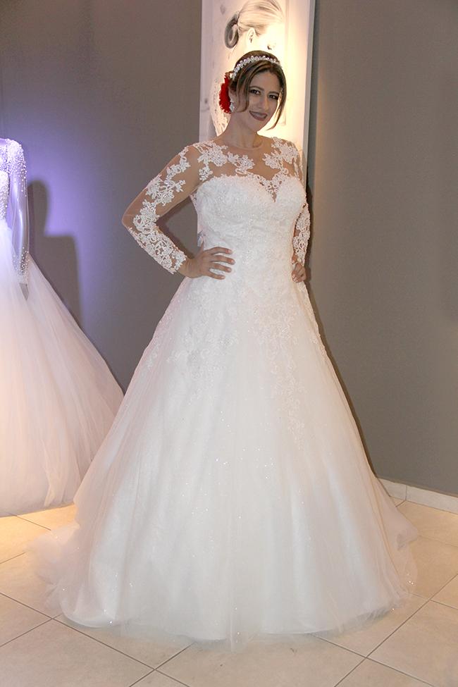 Vestido de noiva plus size em Bauru 16 - grandes mulheres