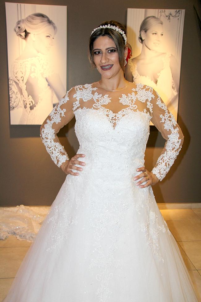 Vestido de noiva plus size em Bauru 17 - grandes mulheres