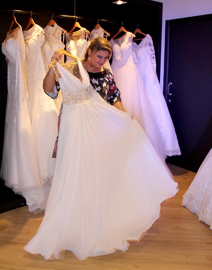 Vestido de noiva plus size em Bauru 6 - grandes mulheres