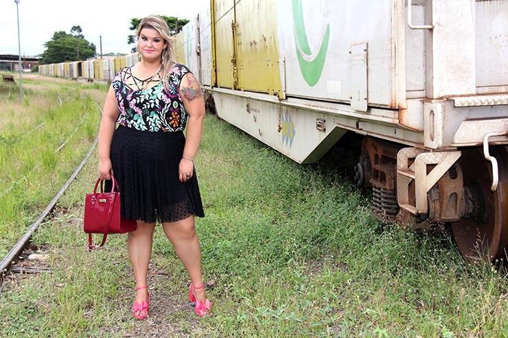 look romântico com sandália rosa 3 - grandes mulheres