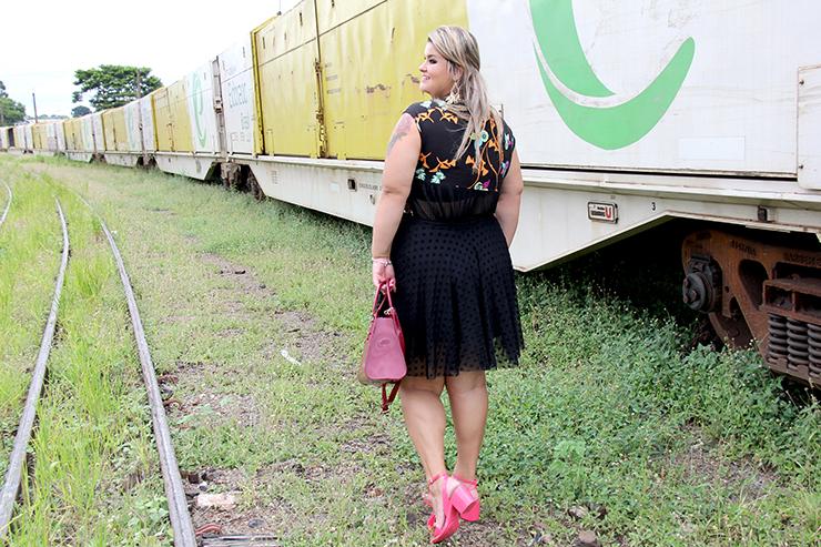 look romântico com sandália rosa 5 - grandes mulheres